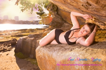 Sydney swimwear photography