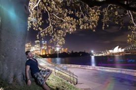 Fashion Night Photography in Sydney