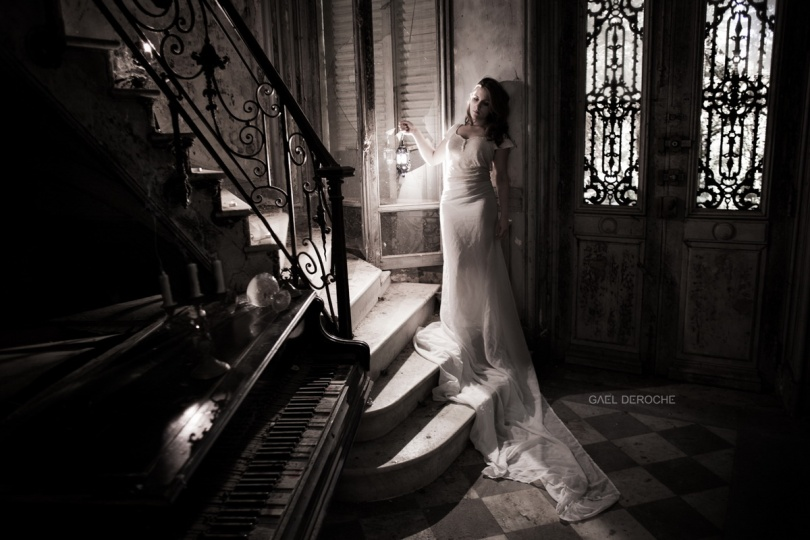 Famous fine art photographer black and white photography